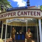 Dining Review: Jungle Navigation Co. Ltd. Skipper Canteen