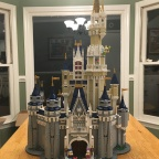 Let's Build Lego's Disney Castle